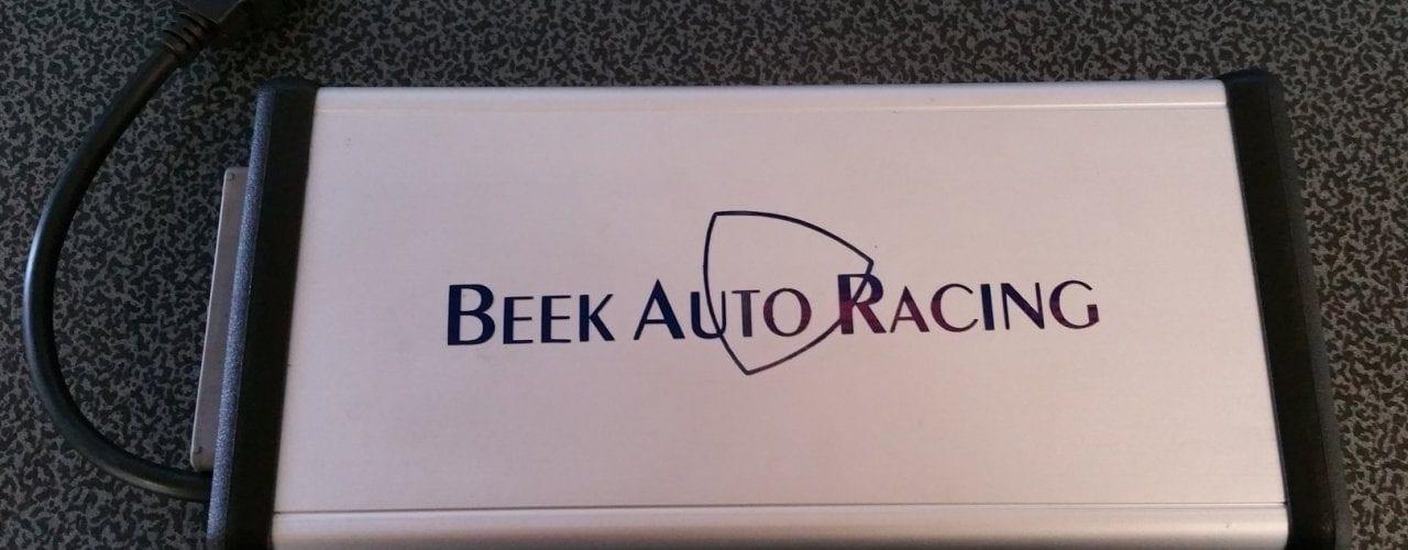 Beek Auto Racing ontwikkelt unieke CAN-bus simulator - Beek Auto