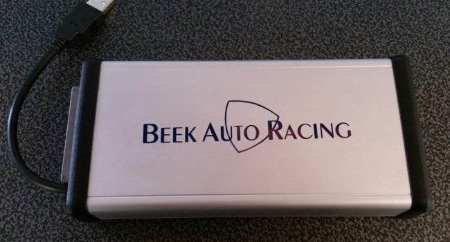 Beek Auto Racing ontwikkelt unieke CAN-bus simulator