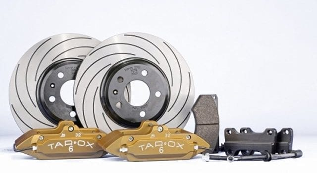 Tarox remkit voor Mercedes-Benz A-Klasse, CLA-Klasse & GLA-Klasse