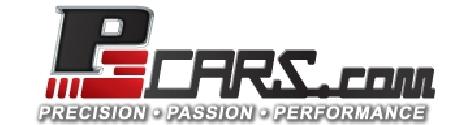 P3Cars logo