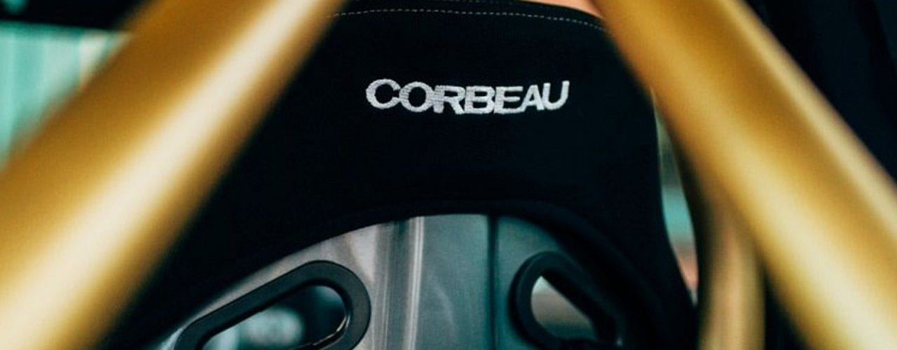 Superieure Corbeau stoelen verkrijgbaar via Beek Auto Racing