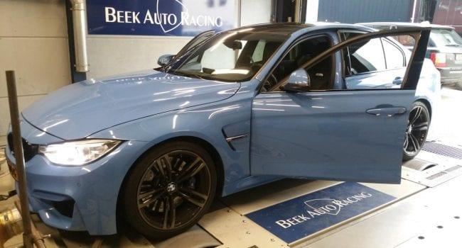 Installatie BMW / MINI tuningstages nu ook via OBD-II poort